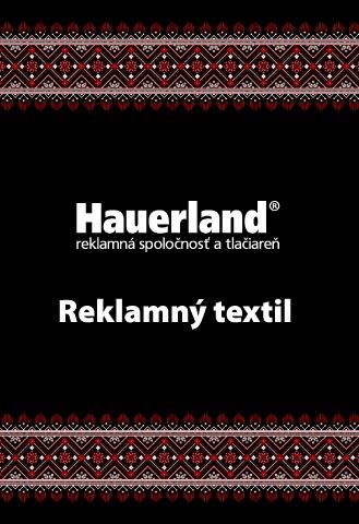 Reklamný textil 2020