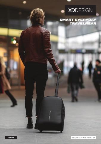 XD Design cestovanie