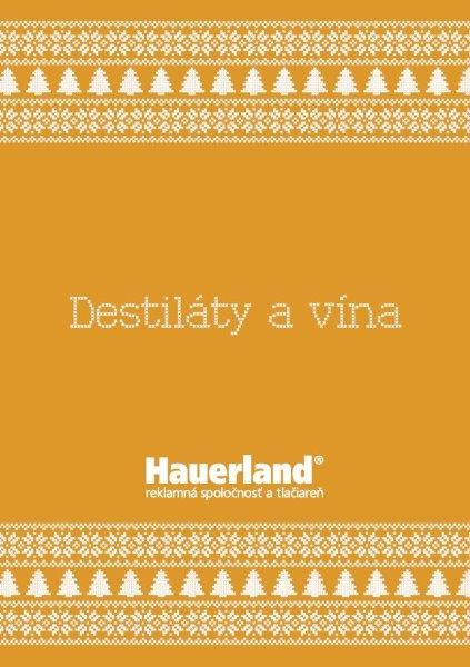 Darčeky - Destiláty a vína