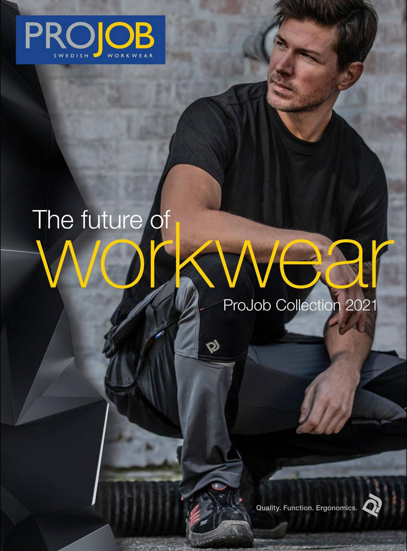 Pracovné oblečenie 2021