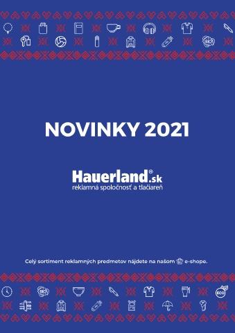 Novinky 2021